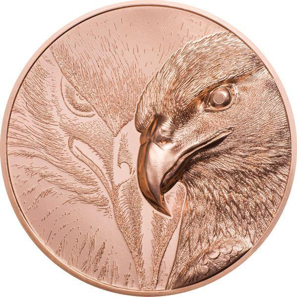 250 Togrog Mongolei Majestic Eagle 2020 Cu PL
