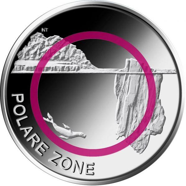 5 Euro Deutschland Polare Zone 2021 CN PP