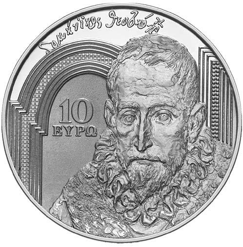 """10 € Griechenland """"Rennaissance"""" 2019 Silber PP"""