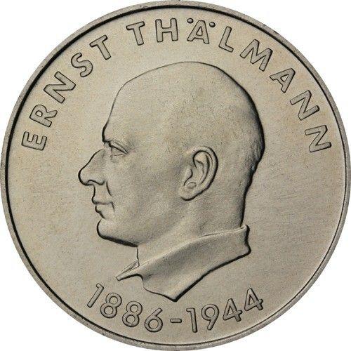 20 Mark DDR Ernst Thälmann 1971 Cn St