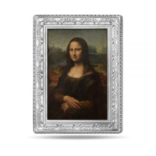 10 € Frankreich Meisterwerke Mona Lisa 2019 Silber PP