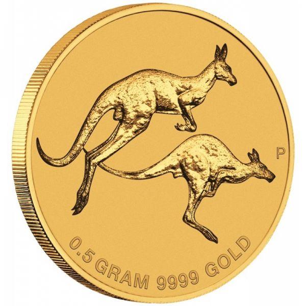 "2 $ Australien ""Mini Roo"" 2018 Au St"