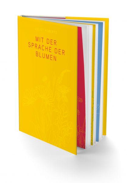 Buch zur Serie Mit der Sprache der Blumen Österreich