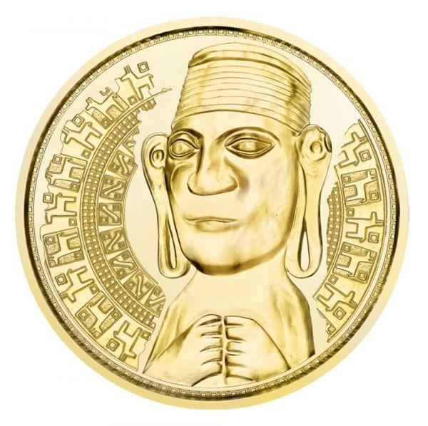 100 Euro Österreich Der Goldschatz der Inka 2021 Gold PP