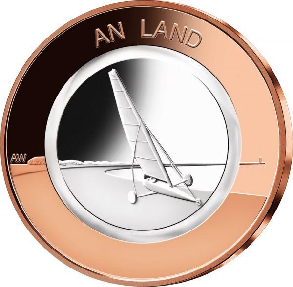 10 Euro Deutschland An Land 2020 CN St