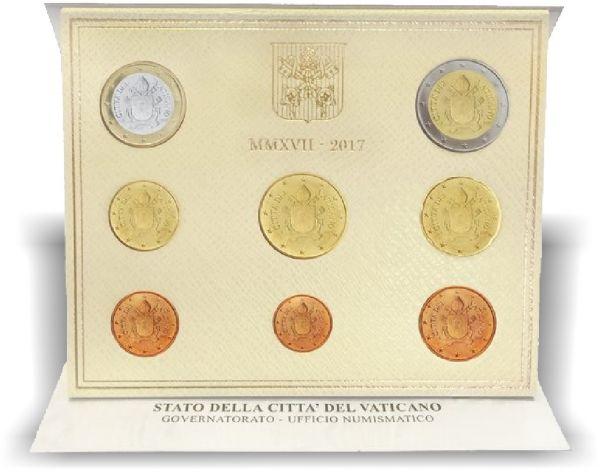 3,88 € Vatikan Jahressatz 2017 CN st