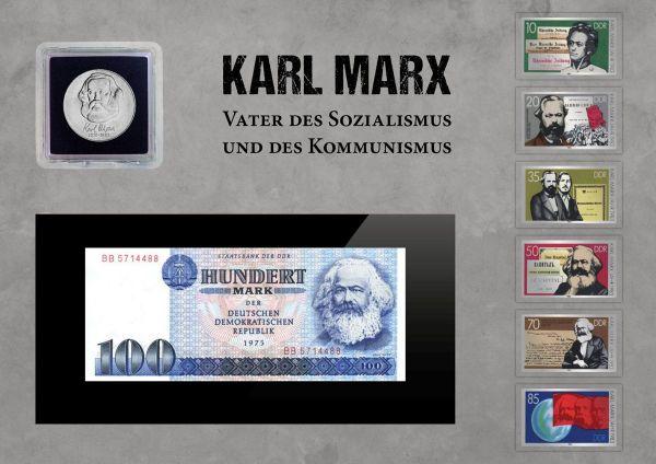 DDR - Karl Marx Kollektion