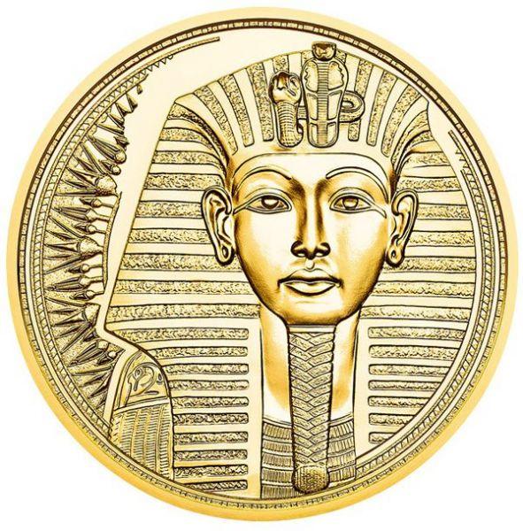 100 Euro Österreich Das Gold der Pharaonen 2020 Gold PP