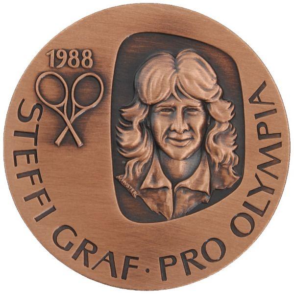 "Pro Olympia ""Steffi Graf - Der erste Golden Slam"" 1988"