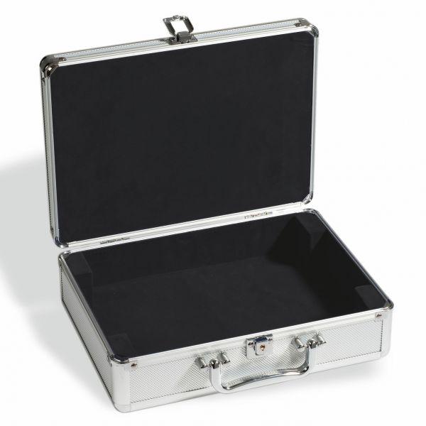 Münzkoffer Cargo für 112 Münzen ohne Tableaus