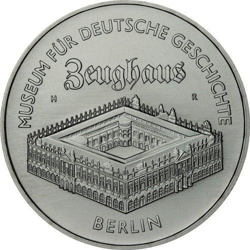 5 Mark DDR Zeughaus Berlin 1990 Cn St
