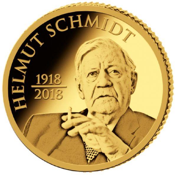 20 Shilling Somalia Helmut Schmidt 2018 Au Pp Somalia Länder
