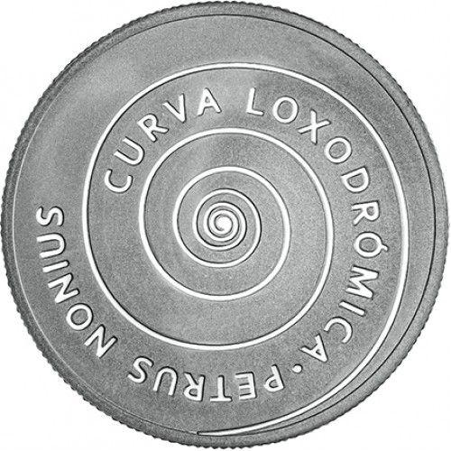 "5 € Portugal ""Renaissance"" Eurostern 2019 Silber PP"