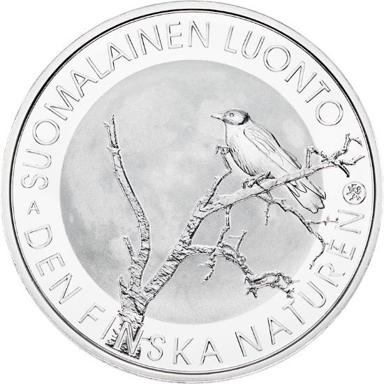 """20 Euro Finnland """"Finnische Natur"""" 2017 Ag PP"""