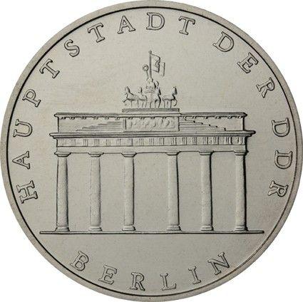 20 Mark DDR Brandenburger Tor 1990 Cn St