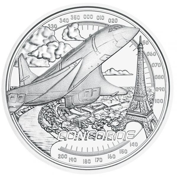 20 Euro Österreich Schneller als der Schall 2020 Silber PP