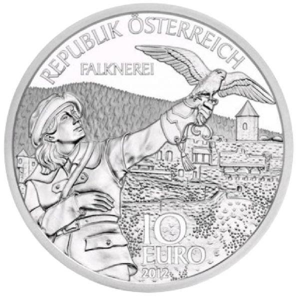 10 € Österreich Kärnten 2012 Silber PP